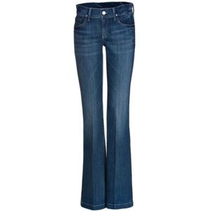 """Goldsign """"Silvie"""" Distressed Jeans 28"""